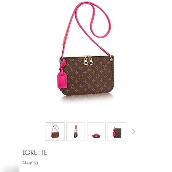 23d2f6d7cd95 Louis Vuitton Handbags - AUTHENTIC!! Louis Vuitton Lorette Crossbody